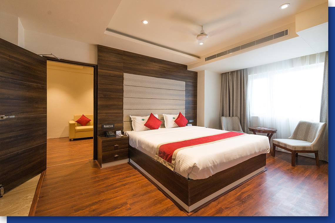 Suite-bedroom